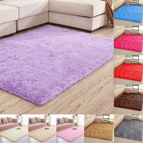 largest area rug size 80 120cm large size fluffy rugs anti skid shaggy area rug dining room carpet floor mat home