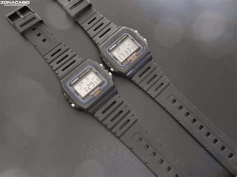 Casio W 720 Original zona casio diferencias entre el casio w 720 de los