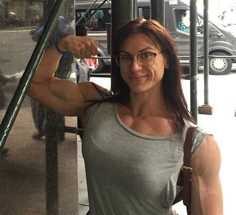 daria diossi beauty muscle