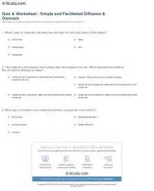 collection of diffusion osmosis worksheet cockpito