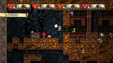 Image result for Spelunky Xbox 360