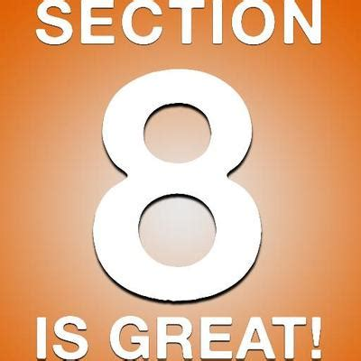 is section 8 section 8 is great section8isgreat twitter