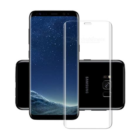 Samsung Galaxy Note 8 Tempered Glass Anti Gores Layar Melengkung naxtop tempered glass screen protector for samsung galaxy note 8 free shipping dealextreme