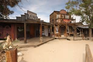 abandoned towns the abandoned pioneertown in southern california ghost