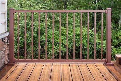 decks co uk trex railing arbordeck