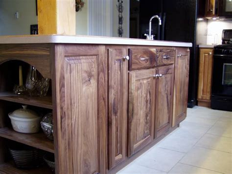 photo 9269 black walnut cabinets