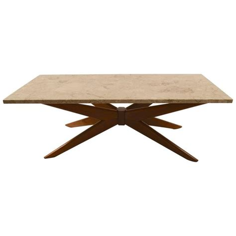 Marble Base Table L by Marble Top Base Table After Kagan For Sale At 1stdibs
