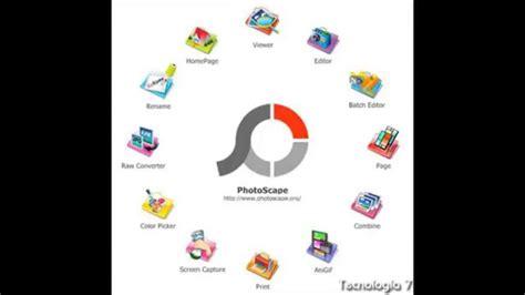 photoscape increible editor de fotos gratis photoscape editor de fotos y organizador gratis youtube