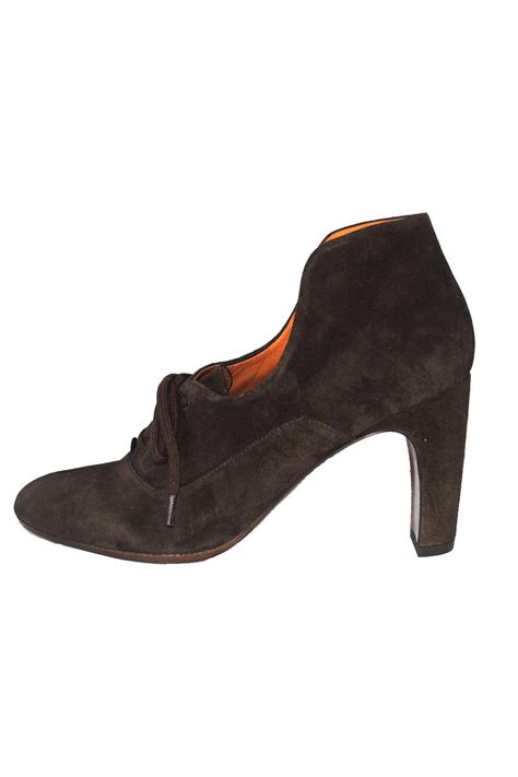 chocolate brown high heels chie mihara chocolate brown heel from illinois by noras