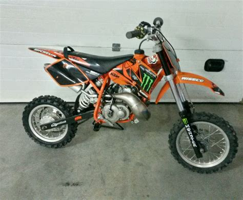Ktm Sxr 50 Pro Junior 2005 Ktm 50 Sx Pro Junior Lc Pics Specs And Information