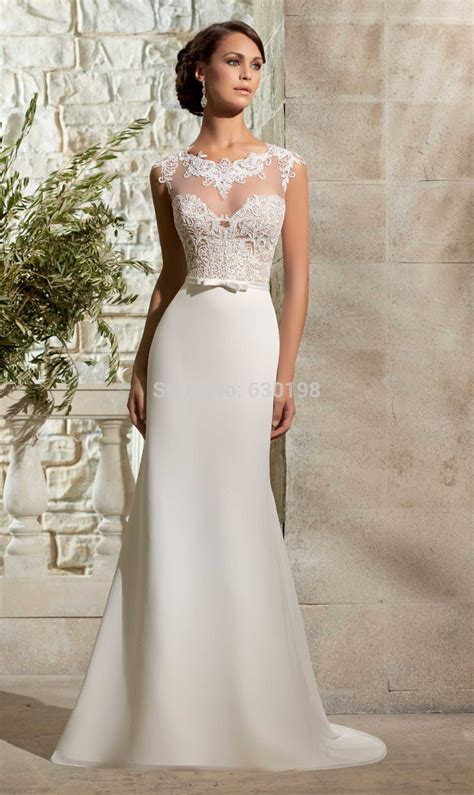 real  fashionable elegant vestido de noiva beach