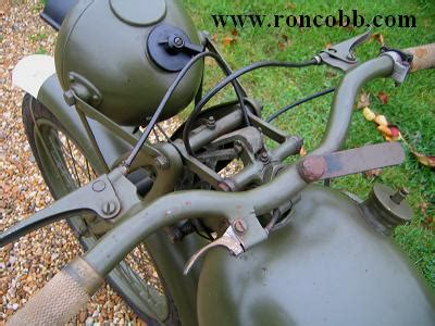 royal enfield wd flying flea ww military motorcycle  sale