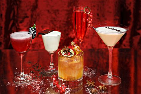 christmas cocktails giveaway at dirty martini clapham