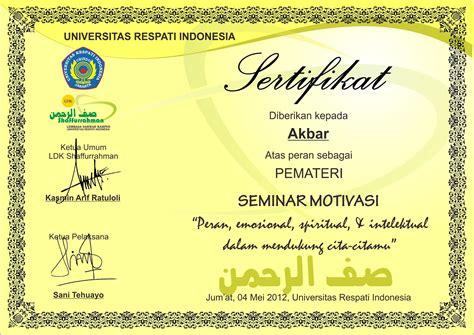 layout sertifikat cdr download desain sertifikat format cdr asal tau