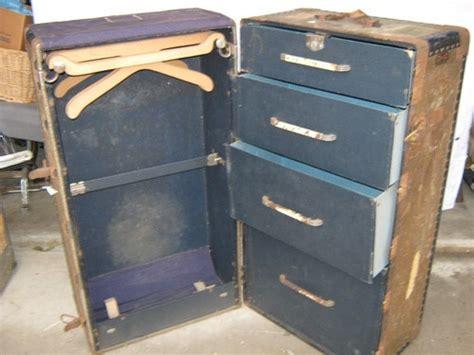 Antique Hartmann Wardrobe Steamer Trunk by 1000 Ideas About Wardrobe Drawers On Wardrobe
