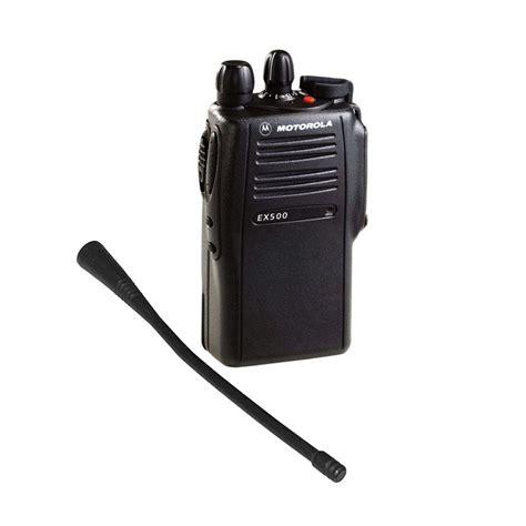motorola  walkie talkie whip antenna location sound