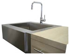 Farmhouse Kitchen Sink by 30 Inch Stainless Steel Flat Front Farmhouse Apron Kitchen