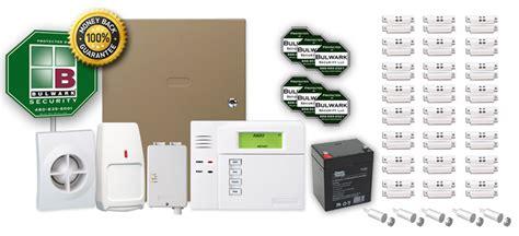 prewired security package bulwark alarm az