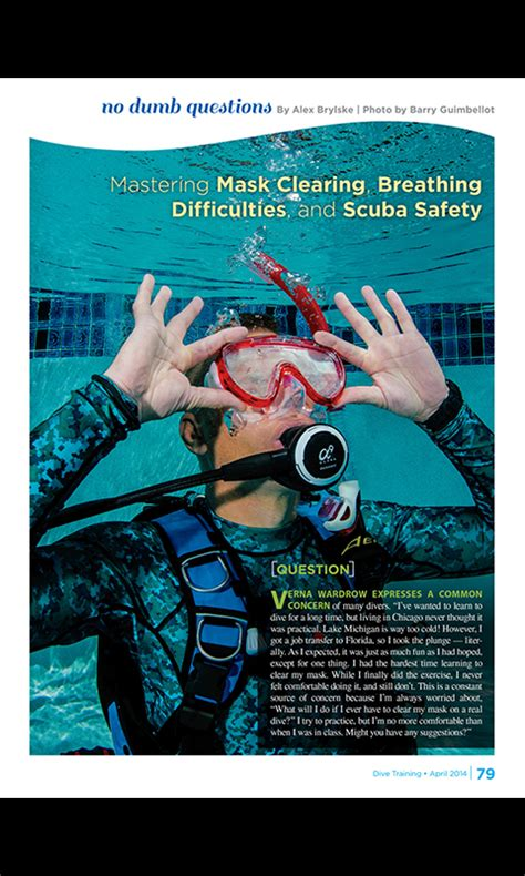 dive magazine dive magazine appstore for android