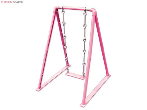 pink swings swing pink plastic model item picture1