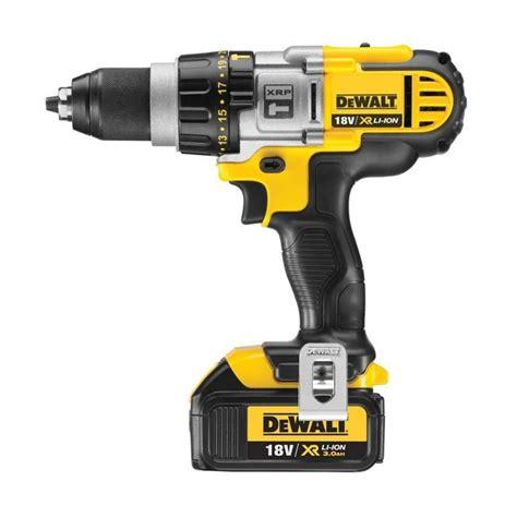 Bor Dewalt jual dewalt mesin bor tembok baterai dcd985l2 18v kuning harga kualitas terjamin
