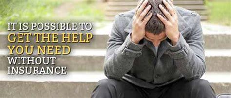 Detox No Insurance by Rehabs Rehab Centers Rehabilitation Programs