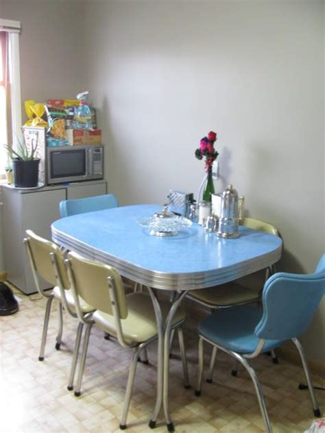 1950 s chrome table and chairs 248 best images about chrome kitchen dinette table and