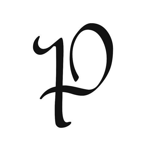 A P P letter p dr