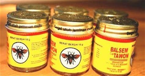 Minyak Tawon Kepala Putih pol balsem cap tawon