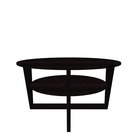vejmon coffee table black brown design and decorate