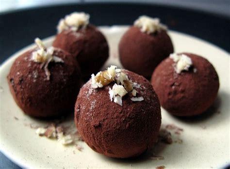 ricetta tartufini al cioccolato bianco le ricette de tartufini al cioccolato nero le ricette di argentea