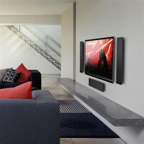 home theatre speaker system kef de