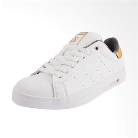 Sepatu Sneaker Ardiles jual ardiles harbour sneakers shoes sepatu pria putih emas harga kualitas