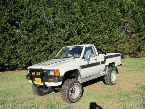toyota pick up 1985 toyota pickup truck for sale