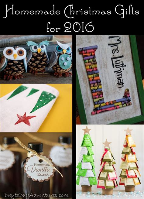 Great Handmade Gifts - great handmade gifts 28 images diy gifts for
