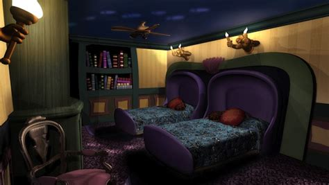 description of bedroom haunted mansion themed rooms coming to walt disney world