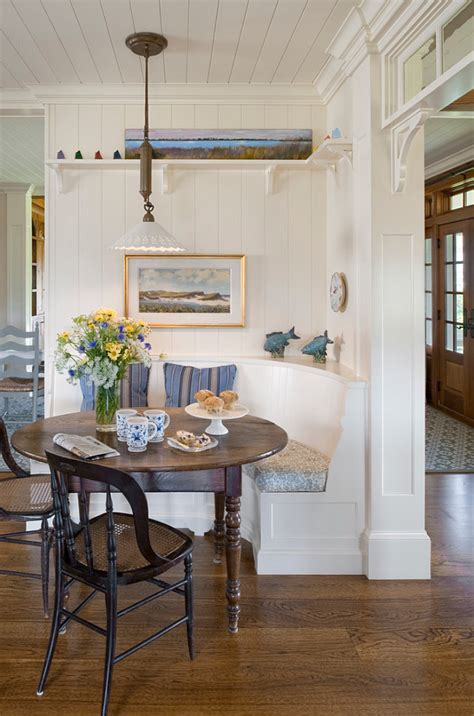 breakfast nook light home design ideas pictures remodel small shingle beach cottage design home bunch interior