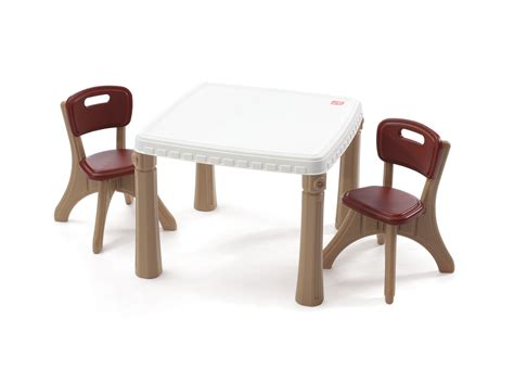 step 2 desk with chair lifestyle kitchen table chairs set