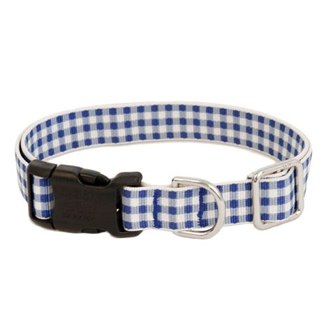 Goin Gingham Pet Pet Pet Product 2 by Buy Gingham Collar At Mission Pets For Only 24 00