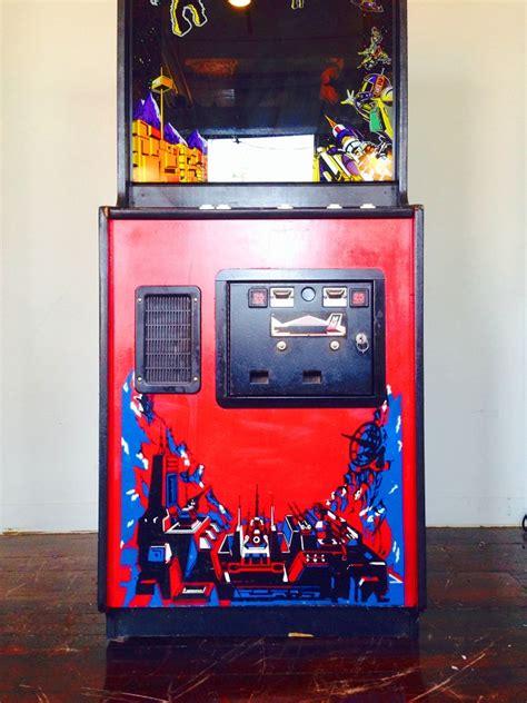 design art arcade ny space invaders deluxe video arcade game rental arcade