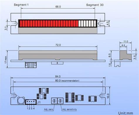 led volume indicator circuit led volume indicator circuit 28 images led comparator display audio volume level all led