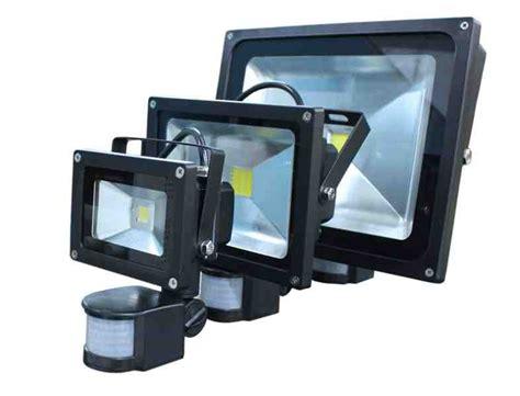 led sensor light outdoor led outdoor flood lights motion sensor decor ideasdecor
