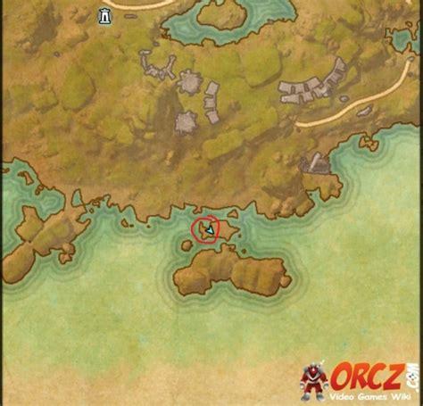 betnikh treasure map eso betnikh treasure map ii orcz the wiki