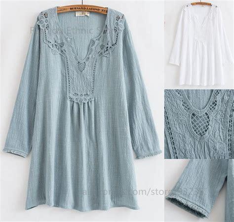 Linen Cotton Blouse womens blouses cotton with beautiful photo sobatapk