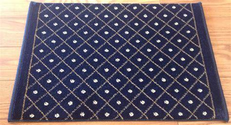 Navy Runner Rug Como 782 Navy Carpet Stair Runner