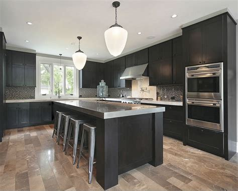 dark gray kitchen cabinets grey kitchen cabinets the best choice for your kitchen