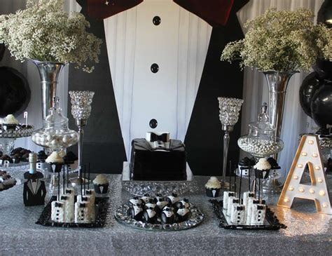 party themes black all black affair party ideas www pixshark com images