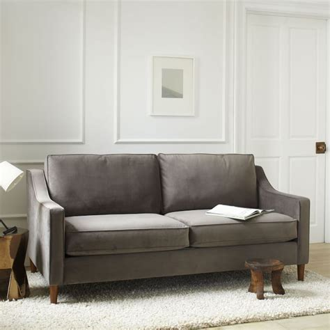 west elm sleeper sofa west elm paidge sleeper sofa reviews home