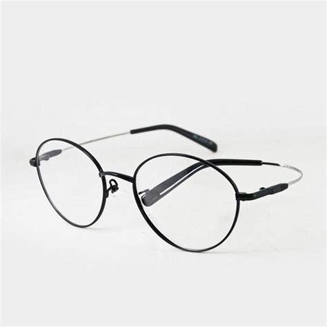 popular titanium oval eyeglasses frame buy cheap titanium