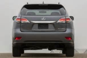 2015 lexus rx 350 ground clearance specs view